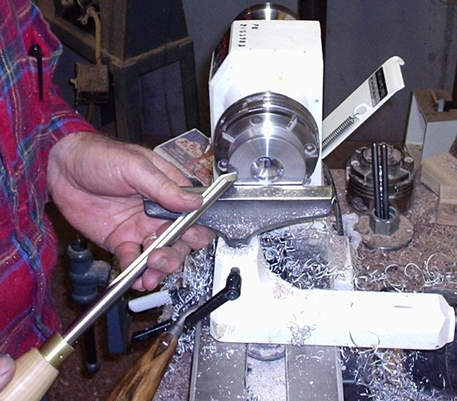 ornamental lathe wood turning